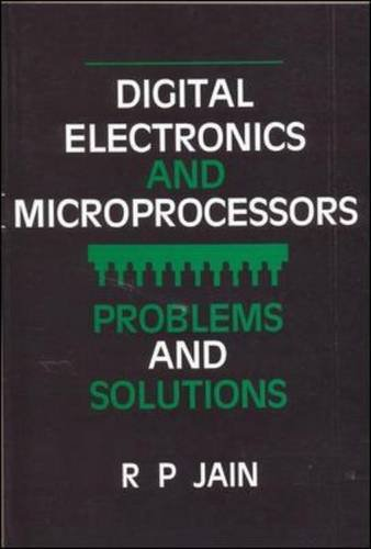 9780074517017: DIGITAL ELECTRONICS AND MICROPROCESSORS: PROBLEMS AND SOLUTIONS