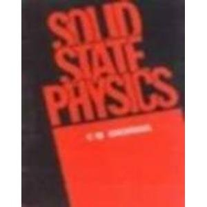 9780074517079: Solid State Physics