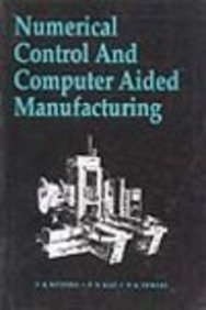 9780074517406: Numerical Control and Computer-aided Manufacturing