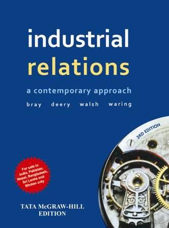 Industrial Relations: Arun Monappa