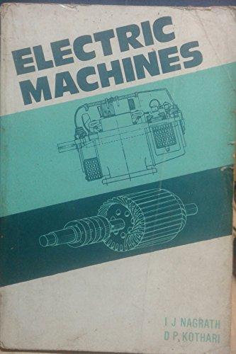 9780074517895: Electric Machines