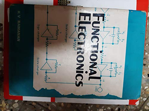 9780074518533: Functional Electronics
