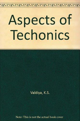 Aspects of Techonics: Valdiya, K.S.