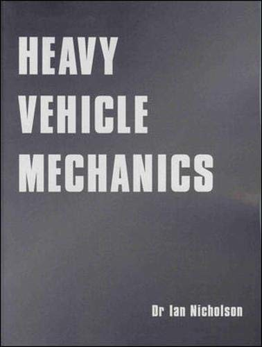9780074520819: Heavy Vehicle Mechanics