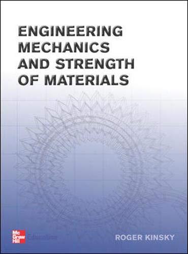 9780074521557: Engineering Mech 1E Rp5