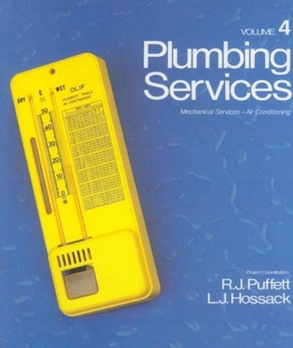 9780074521922: Plumbing Services: Mechanical Services, Air Conditioning V. 4
