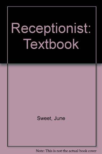 9780074521977: Receptionist: Textbook