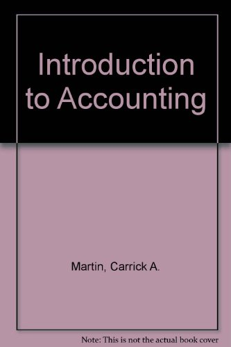 9780074525494: Introduction to Accounting