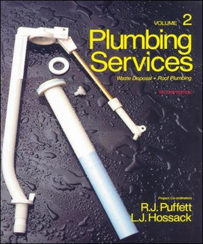 9780074526613: Plumbing Services Vol 2 Waste Disposal, Roof Plumbing (Plumbing Services Series) (v. 2)