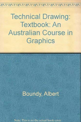 9780074526682: Technical Drawing: Textbook: An Australian Course in Graphics