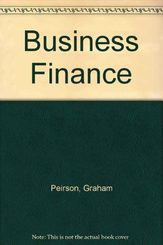9780074527207: Business Finance