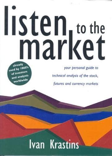 9780074527283: Listen to the Market