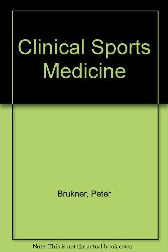 9780074528525: Clinical Sports Medicine