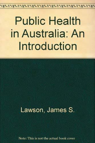 9780074529133: Public health Australia: An introduction
