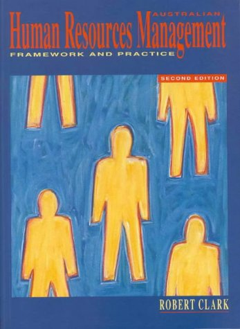 9780074529256: Australian Human Resources Management: Textbook: Framework and Practice