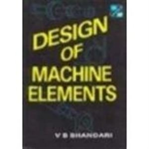 9780074600603: Design of Machine Elements
