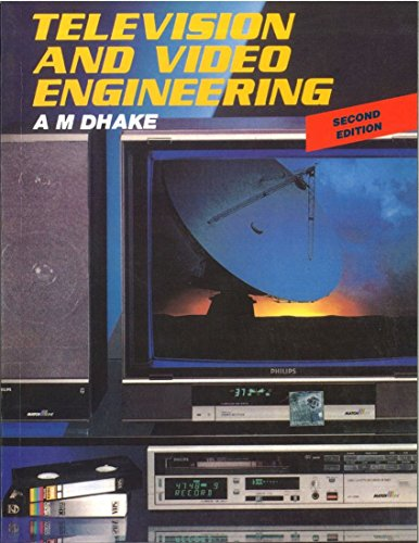 9780074601051: TELEVISION AND VIDEO ENGINEERING