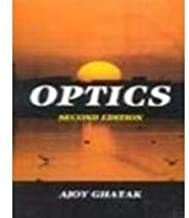 9780074601389: Optics