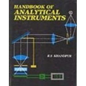 9780074601860: Handbook of Analytical Instruments