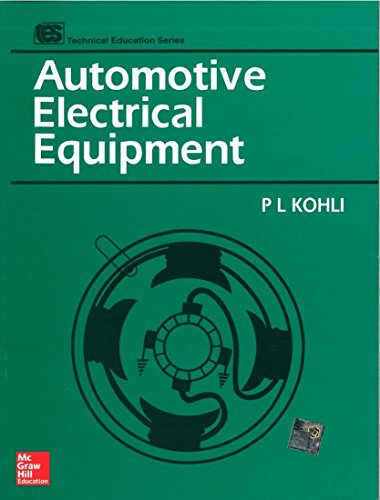 9780074602164: Automotive Electrical Equipment