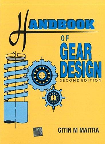 9780074602379: Handbook of Gear Design