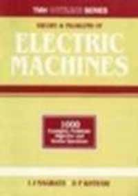 9780074602768: Theory and Problems of Electric Machines (TMH Outline Series)