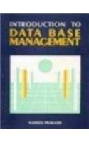 9780074602942: Introduction to Data Base Management