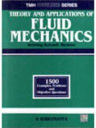 9780074603697: Theory and Applications of Fluid Mechanics