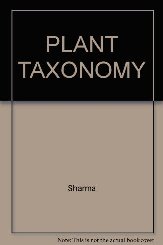 9780074603734: PLANT TAXONOMY