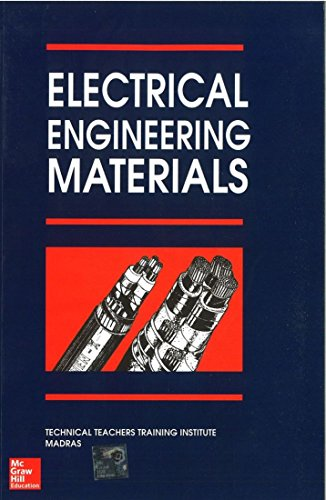 9780074604205: ELECTRICAL ENGINEERING MATERIALS