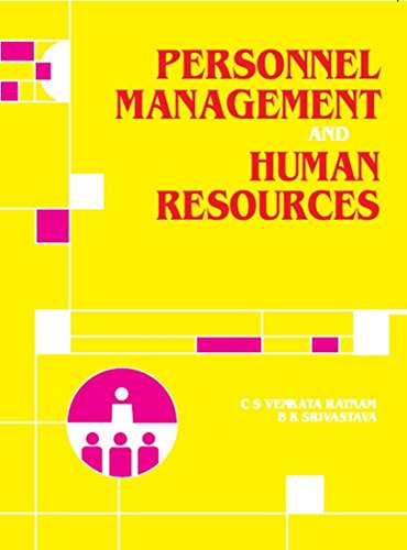 9780074604601: Personnel Management and Human Resources
