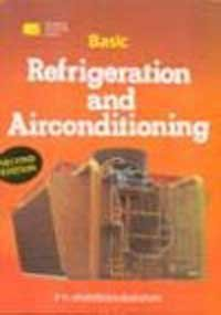 9780074620083: Basic Refrigeration and Air Conditioning