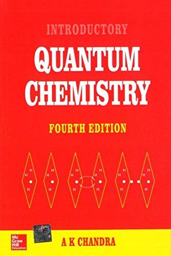9780074620540: Introductory Quantum Chemistry, 4Ed