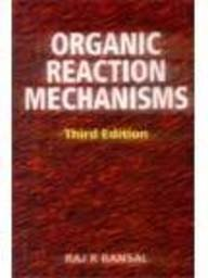 9780074620830: Organic Reaction Mechanisms