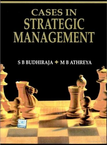 9780074620977: CASES IN STRATEGIC MANAGEMENT