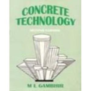 9780074621219: Concrete Technology