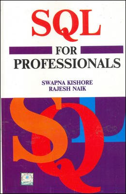 9780074621844: SQL FOR PROFESSIONALS