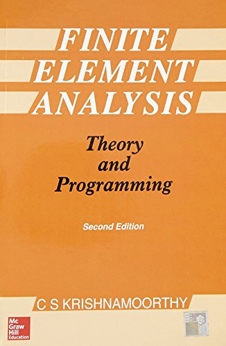 Finite element analysis theory and programming second for Finite element methode