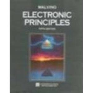 9780074622360: Electronic Principles