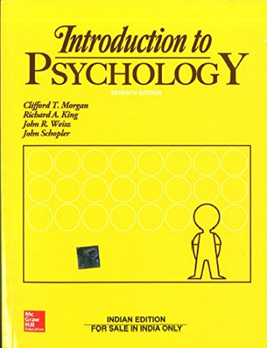 9780074622506: Introduction to Psychology