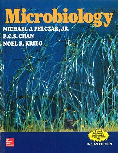 Microbiology (Fifth Edition): E.C.S. Chan,Michael J. Pelczar, Jr.,Noel R. Krieg