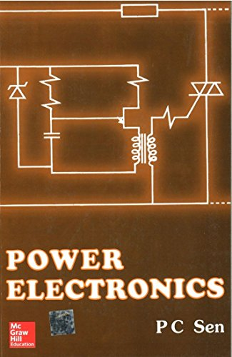 Power Electronics 9780074624005 A comprehensive, up-to-date and lucidly written book meeting with the long-felt need for a complete text for undergraduate and postgraduate courses. The book is mainly concerned with detailed analysis and design of converters, inverters and power control circuits using solid-state devices. It covers the various types of transformation of energy and discusses the circuits and equipment basic to most electronic devices in use today.With its wide coverage and detailed analysis, is an ideal text for undergraduate and postgraduate and students of electrical engineering and electronics. It would also be highly useful to practicing engineers in the field of power control.
