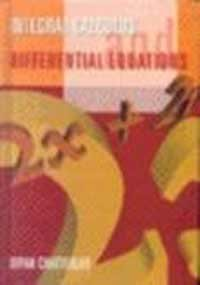 9780074630730: Integral Calculus and Differential Equations