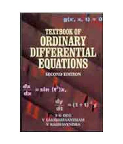 9780074630785: Ordinary Differential Equations and Stability Theory