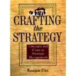 9780074630921: Crafting the strategy: Concepts and cases in strategic management