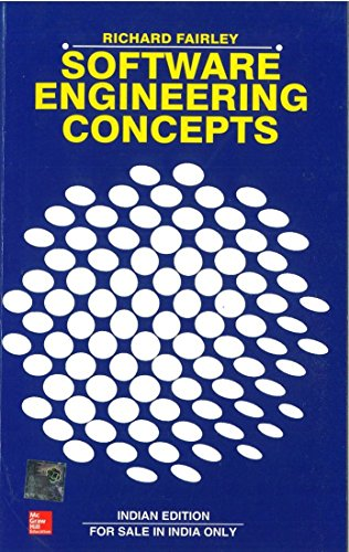 9780074631218: Software Engineering Concepts