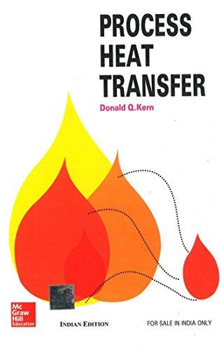 Process Heat Transfer: Donald Kern