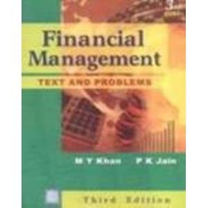 9780074632253: Financial Management: Text and Problems