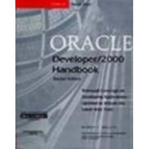 9780074632741: Oracle Developer/2000 Handbook