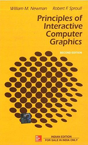 9780074632932: Principles of Interactive Computer Graphics